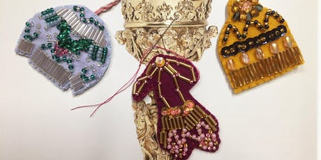 Embellished Festive Accessory tickets
