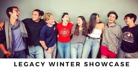 Legacy Winter Showcase 2019 tickets