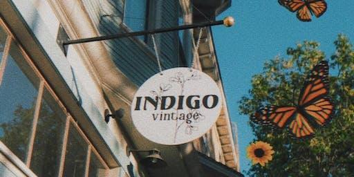 Indigo #SHOPSMALLSATURDAY