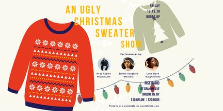 An Ugly Sweater Christmas Show tickets
