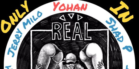 Only In Real Life: Yohan Album Release Concert tickets