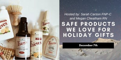 Safe Products We Love for Holiday Gifts