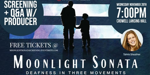 Screening: Moonlight Sonata: Deafness in Three Movements W/ Director Q&A