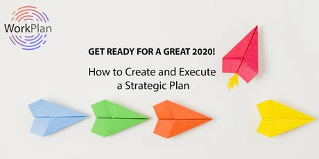 How to Create and Execute a Strategic Plan tickets
