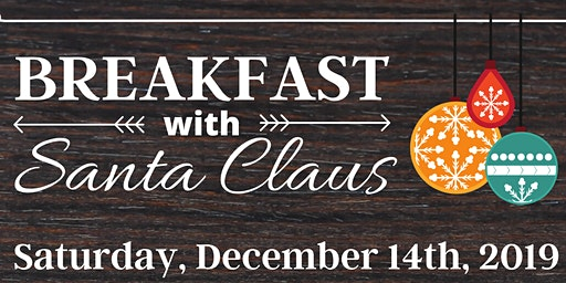 Breakfast with Santa in Barrhaven