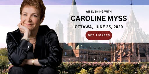 An Evening with Caroline Myss in Ottawa