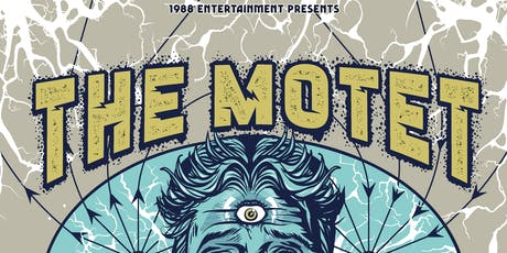 The Motet Electric Dream Tour @ Ashland Armory tickets
