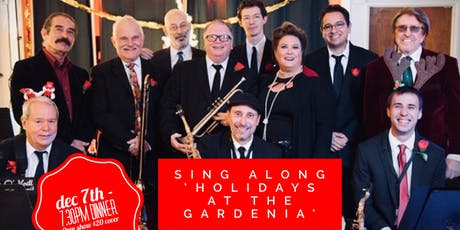 Angela O'Neill and the Outrageous8 'Sing Along' at The Gardenia tickets