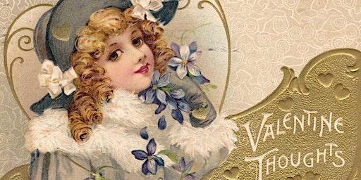 Valentine's Day Victorian Tea
