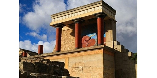 Knossos & Winery, berrier-free excursion (2019-12-24 starts at 1:00 PM)