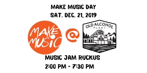 Make Music Day-Music Jam Ruckus