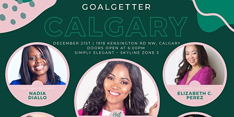 Goal Getter Global tickets