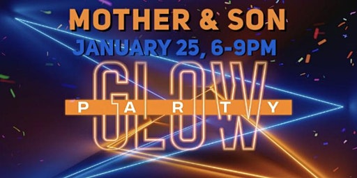 Mother Son Glow Party Dance