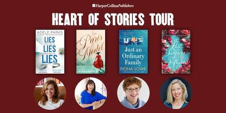 Heart of Stories Tour - Author Event tickets