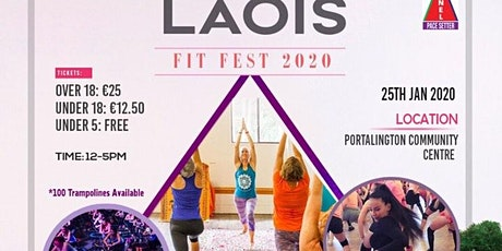 Laois Fit Fest under 18's ticket tickets