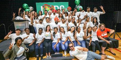 Durham College International Student Orientation tickets