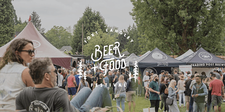 Fort Langley Beer & Food Festival tickets