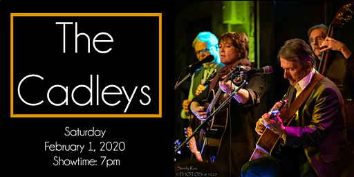 The Cadleys at The 443