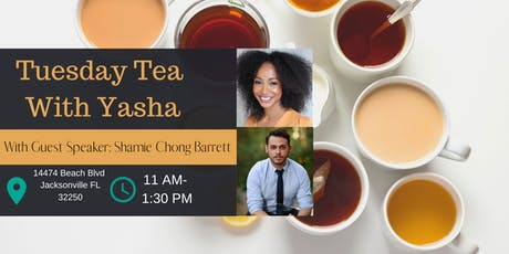 Tuesday Tea With Yasha - December 10th 11:00 AM tickets