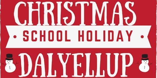 Dalyellup Christmas Workshop