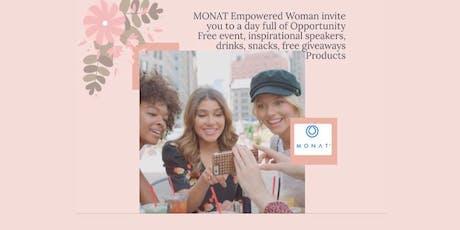 MONAT Gratitude_Ridgefield park,NJ_ Beauty & Mimosas tickets