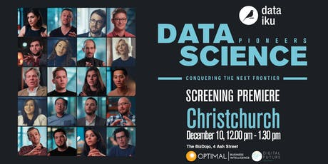 Data Science Pioneers documentary screening tickets