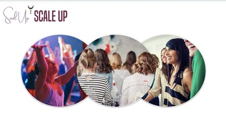 Networking Event & Business Workshop for Women | Soul Up, Scale Up tickets