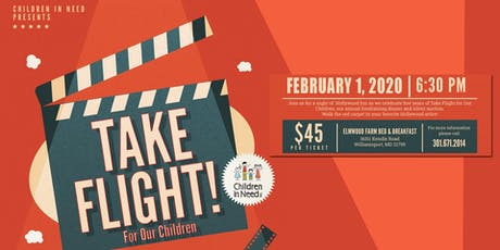 "5th Annual ""Take Flight for our Children"" tickets"