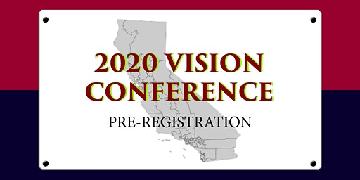 2020 VISION: REDISTRICTING FOR THE DECADE