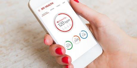 #mHealthUX   How To Design a Digital Health App MINDSHOP™ biglietti