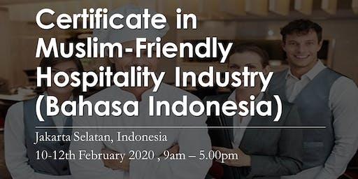 Certificate in Muslim-Friendly Hospitality Industry (Bahasa Indonesia)