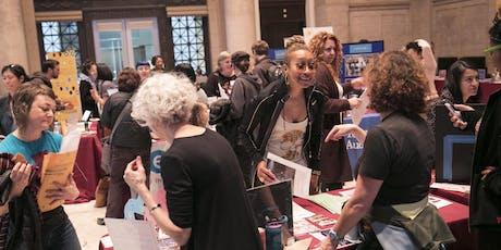 Exhibit at the 2020 San Francisco Arts Education Resource Fair tickets