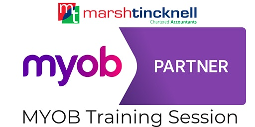 MYOB Software Training | Complimentary