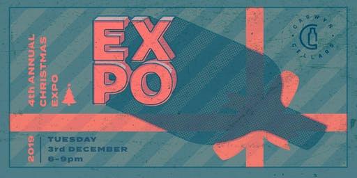 Carwyn Cellars 4th Annual Xmas Expo