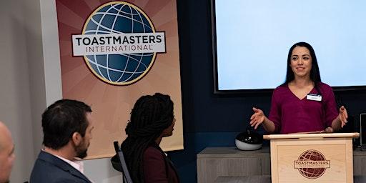 Improve Your Public Speaking Skills with Salinas Sunrise Toastmasters