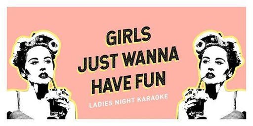 Ladies Night Karaoke - Open Bar for Ladies at Sweet Caroline Free Guestlist - 1/08/2020