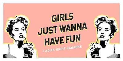 Ladies Night Karaoke - Open Bar for Ladies at Sweet Caroline Free Guestlist - 2/26/2020