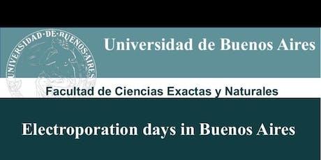 Electroporation days  in Buenos Aires entradas