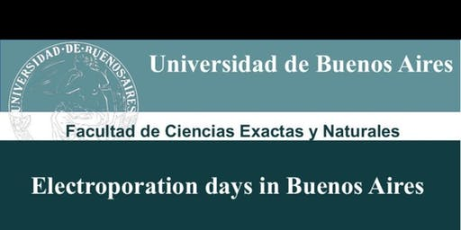 Electroporation days  in Buenos Aires