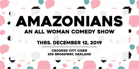 Amazonians: December 12, 2019 tickets