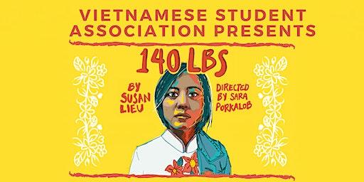 Pitt VSA: Susan Lieu x 140 LBS