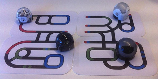 School Holiday Fun: Ozobots Assemble! (7-11yrs)