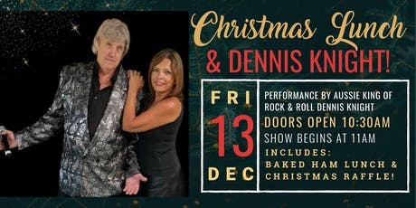 Christmas Lunch & Show tickets