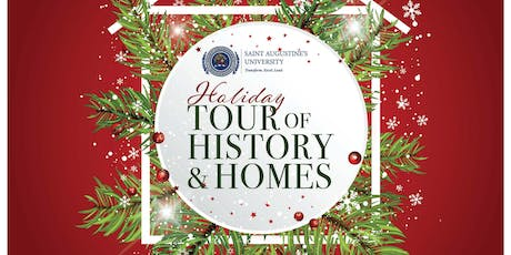 Saint Augustine's University Holiday Tour of History & Homes tickets