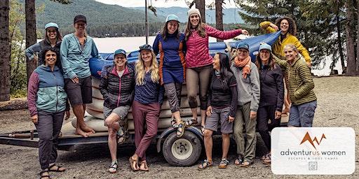 AdventurUs Women Escape @ LOGE Leavenworth, WA  |  2020