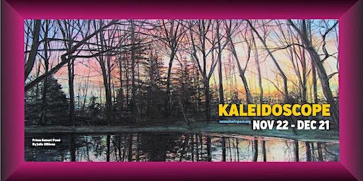17th Annual Kaleidoscope Show Artist Panel