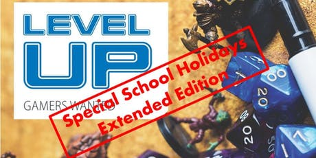 Level Up - extended edition tickets