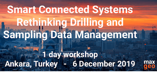 Smart Connected Systems - Rethinking Drilling and Sampling Data Management