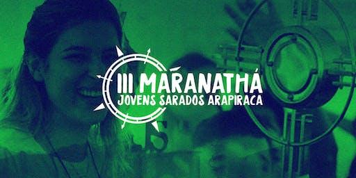 III MARANATHÁ - JS Arapiraca