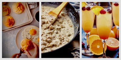 Brunch Club! Southern Favorites | Biscuits and Gravy & more